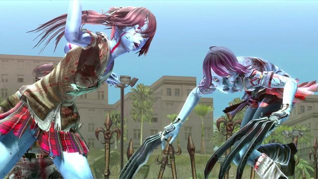 Onechanbara Z2 Chaos Has New Powers And Enemies Oprain