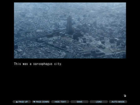 Planetarian | City