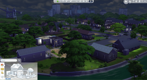 The Sims 4 | Useless View