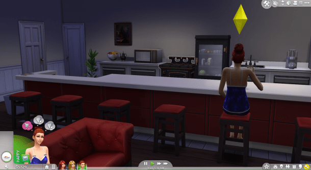 The Sims 4 | Kitchen Shot
