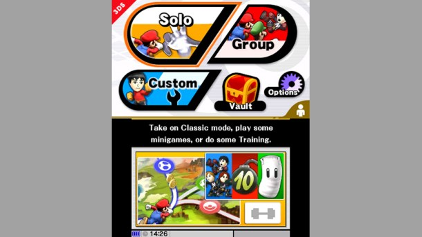 Smashing Saturdays - Super Smash Bros. | More Options