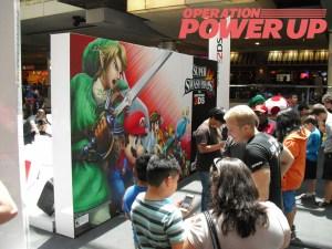 Super Smash Bros for 3DS!