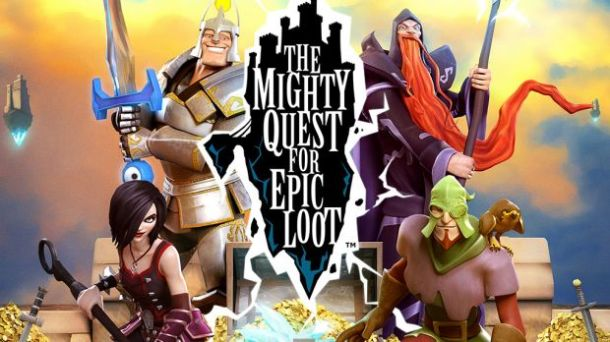 The Mighty Quest for Epic Loot | oprainfall