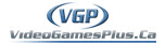 VideoGamesPlus.ca Logo