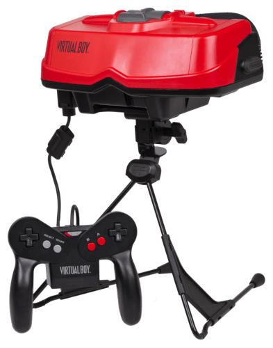 Virtual Boy | Retro Wrap-Up