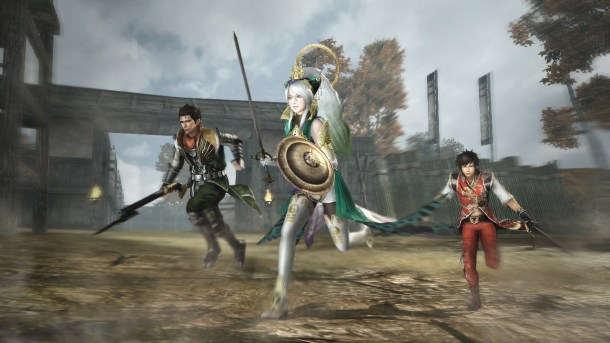 Warriors Orochi 3 Ultimare | Battle Group