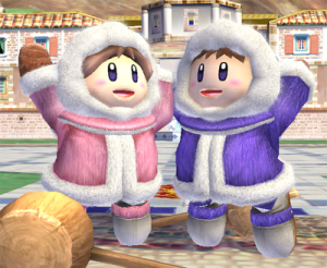 Super Smash Bros - Ice Climbers | oprainfall