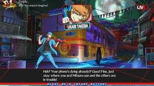 Persona 4 Arena Ultimax | Arcade Story