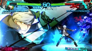 Persona 4 Arena Ultimax | Shadow Yu