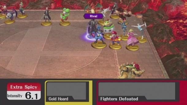Smash Bros. Direct | Wii U Classic Mode
