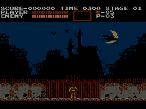 Castlevania | Front Gates
