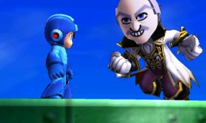 Smash Bros Mii fighter | Wily 3