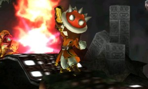 Smash Bros Mii fighter | Lucca 1