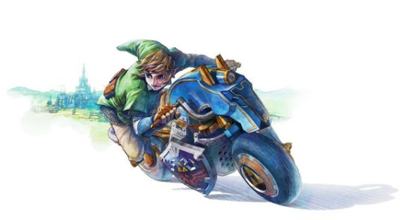 Mario Kart 8 - The Master Cycle