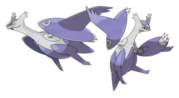 Pokémon Omega Ruby & Alpha Sapphire | Mega Latios and Latias