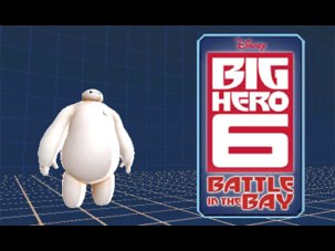 Big Hero 6 Battle in the Bay