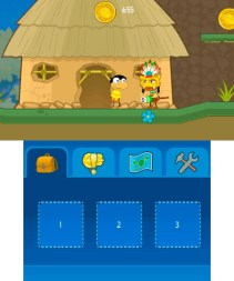 Poptropica: Forgotten Islands
