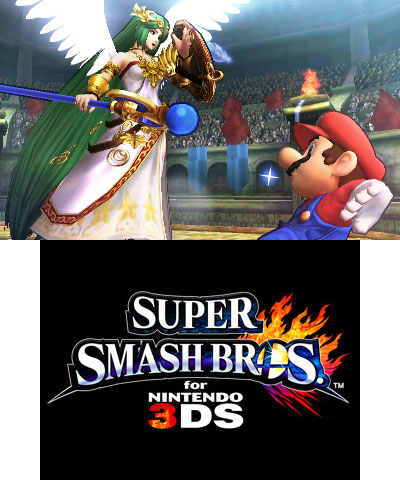 Super Smash Bros. for 3DS | Media Create