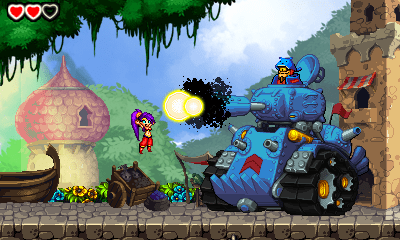 Shantae and the Pirate's Curse | oprainfall