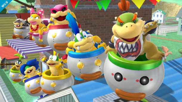 Smashing Saturdays! | Koopalings