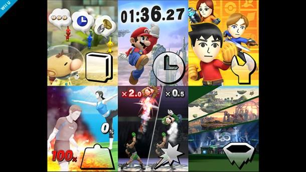 Smashing Saturdays!   Wii U Options