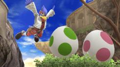 Smash Direct | Falco Egg Hunting