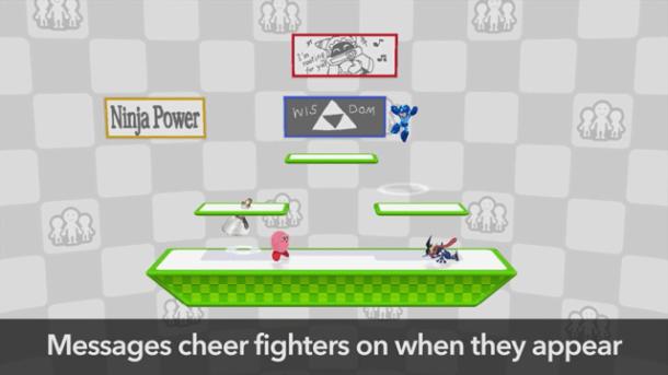 Smash Bros. | Miiverse Stage