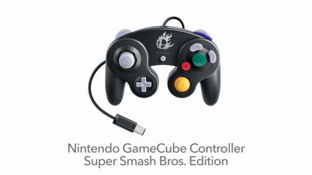 Smash Bros. Direct | GCN Controller