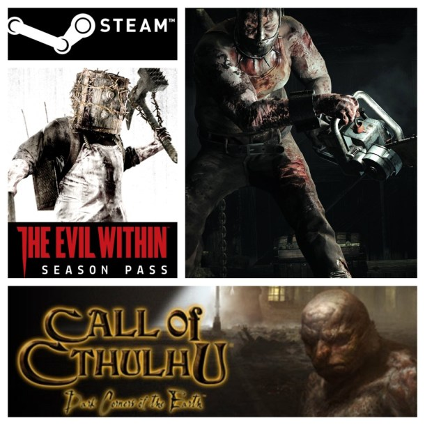 The Evil Within and Call of Cthulu | oprainfall