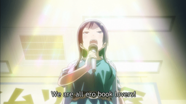 Denki-Gai | We are all ero book lovers