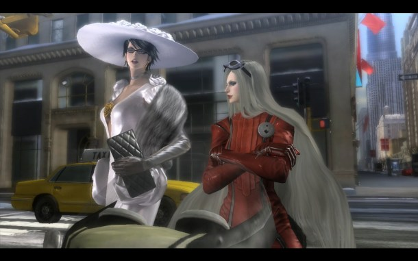 Bayonetta 2 - Bayonetta and Jeanne