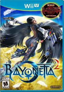 Bayonetta 2 - Boxart