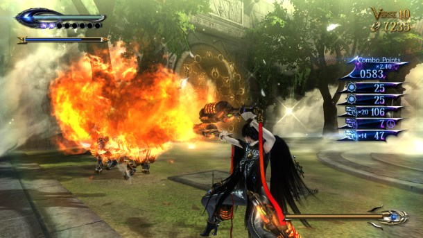 Bayonetta 2 | On Fire