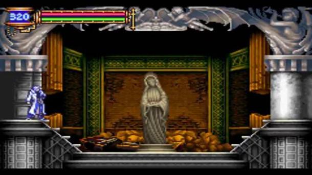 Castlevania: Aria of Sorrow | Screen