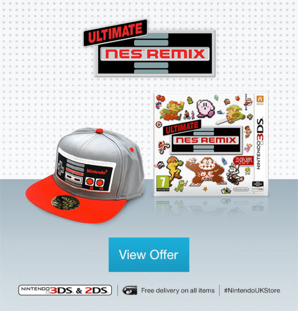 Ultimate NES Remix - Promo