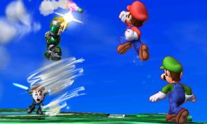 Super Smash Bros for 3DS | Mii Fighters