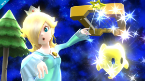 Super Smash Bros Roundtable | Rosalina