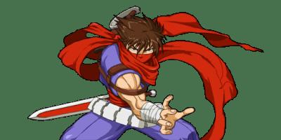 Smash Bros Mii fighter | Strider 3