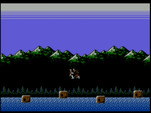 Castlevania II: Simon's Quest | Platforming