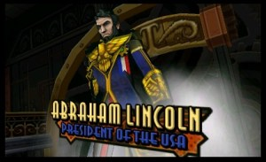 Code Name S.T.E.A.M. - Abe Lincoln