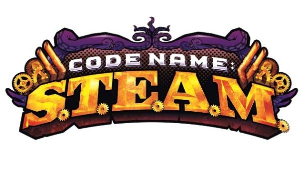 Code Name S.T.E.A.M. - Logo