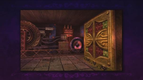 The Legend of Zelda: Majora's Mask - Inside the Clock Tower