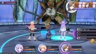 Neptunia Re;Birth2 | Battle