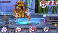 Neptunia Re;Birth2 | RED Battle
