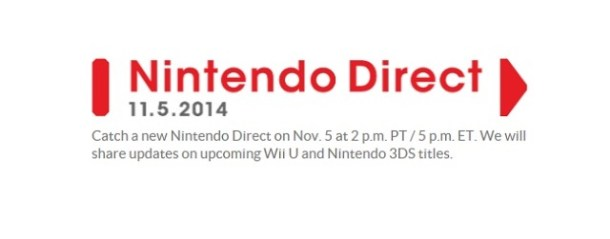 November 5th Nintendo Direct 01