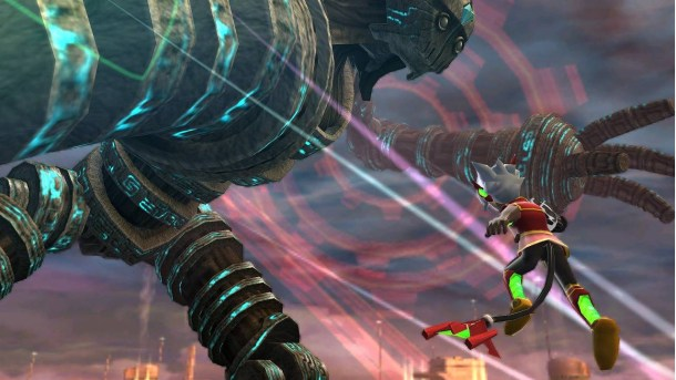 PRESS RELEASE: NIS America Announces Release Date for Rodea the Sky Soldier
