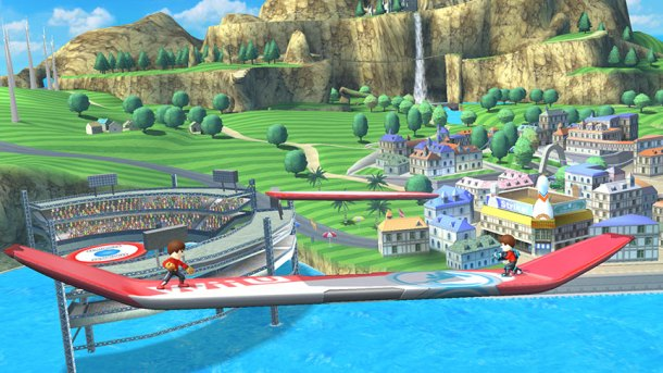 Smashing Saturdays - Super Smash Bros.   Wuhu Island