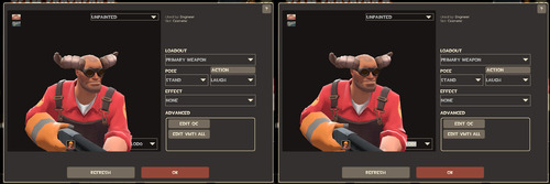 Brimstone Horns Hat for Team Fortress 2