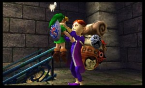 The Legend of Zelda: Majora's Mask 02