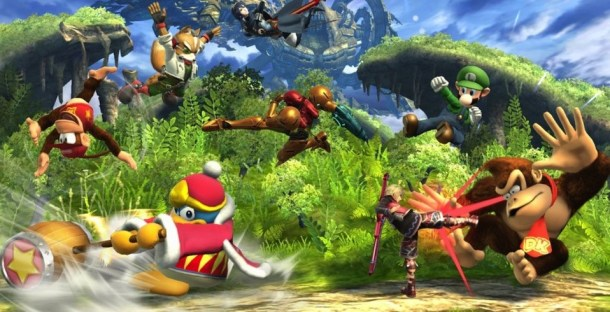 Super Smash Bros. Wii U - Readers' GOTY Finalist